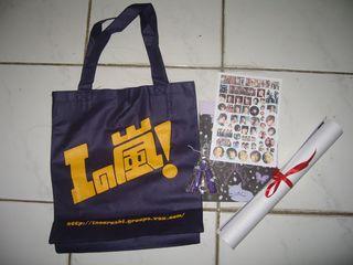 tas, poster, gantungan, postcard